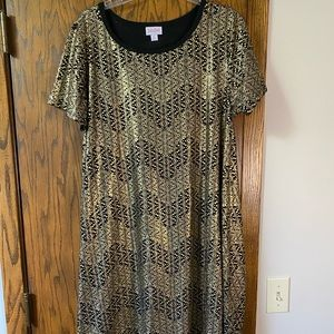 Beautiful LuLaRoe Carly Dress NWOT